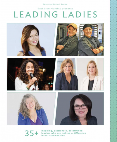 Leading Ladies | Caroline Chang, MD