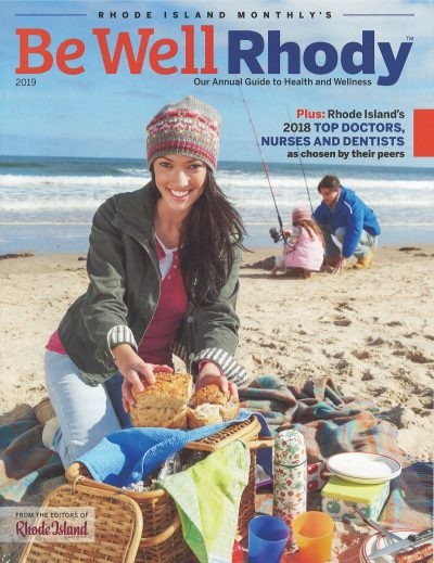 Rhode Island Monthly | Be Well Rhody | January 2019