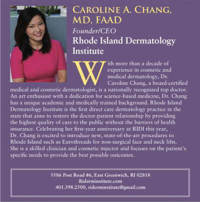 Outstanding Women | Caroline Chang, MD