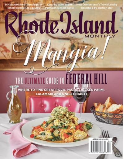Rhode Island Monthly | April 2019