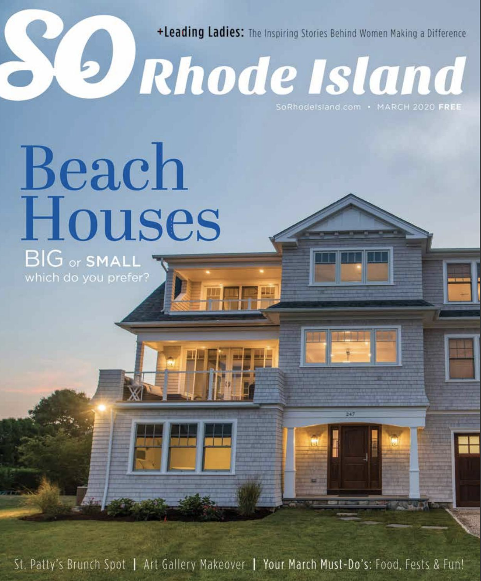 So Rhode Island | March 2020